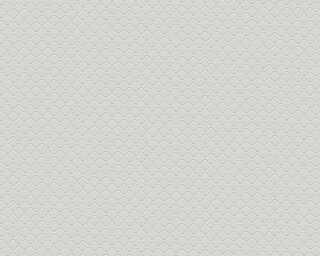A.S. Création Wallpaper «Uni, Grey» 373644