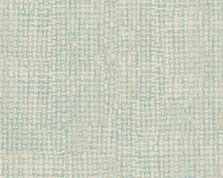 A.S. Création Wallpaper «Wood, Cottage, Beige, Blue, Grey, Taupe» 373681