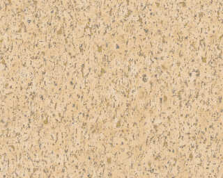A.S. Création Wallpaper «Cottage, Floral, Beige, Gold, Grey, Metallic» 373897