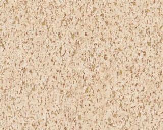 A.S. Création Wallpaper «Cottage, Floral, Brown, Cream, Gold, Metallic» 373898