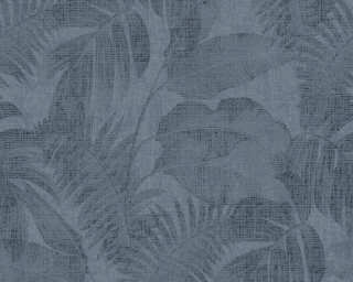 Livingwalls Wallpaper «Jungle, Blue» 373965
