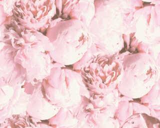 A.S. Création papier peint «Fleurs, rose» 373983