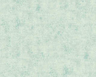 A.S. Création Wallpaper «Uni, Blue, Green, Turquoise» 374168