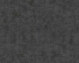 A.S. Création Wallpaper «Uni, Black» 374171