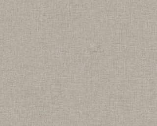 Livingwalls Tapete «Uni, Beige, Grau, Taupe» 374308