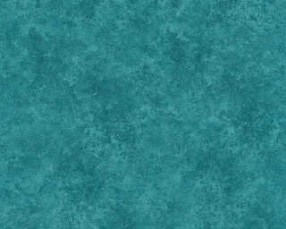 A.S. Création Wallpaper «Uni, Blue, Green, Turquoise» 374677