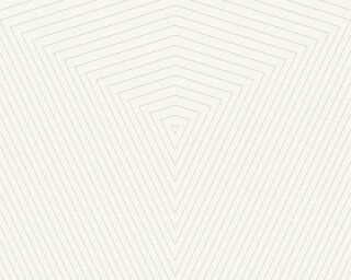 Daniel Hechter Tapete «Grafik, Weiß» 375221