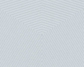 Daniel Hechter Tapete «Grafik, Grau, Metallics, Silber» 375223