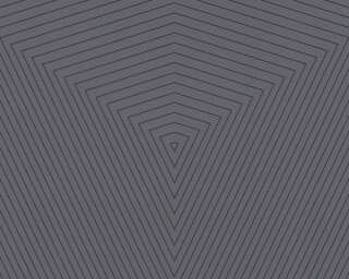 Daniel Hechter Wallpaper «Uni, Copper, Grey, Metallic» 375225