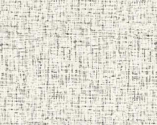 Daniel Hechter Tapete «Grafik, Beige, Creme, Schwarz, Weiß» 375241
