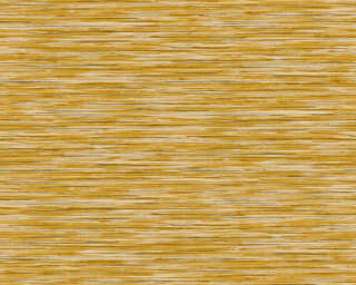 Daniel Hechter Tapete «Uni, Gelb» 375252