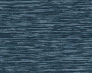 Daniel Hechter Wallpaper «Uni, Blue» 375255