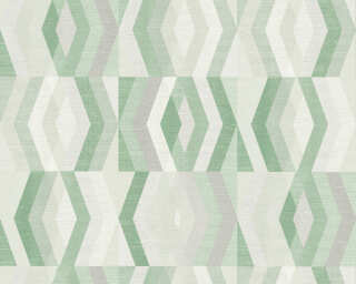 Private Walls Wallpaper «Graphics, Green, Grey» 375335