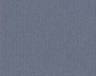 A.S. Création Tapete «Streifen, Floral, Grau» 375501