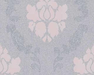 A.S. Création Tapete «Barock, Grau, Rosa» 375523