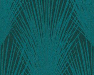 A.S. Création Tapete «Floral, Blau, Grün, Türkis» 375533