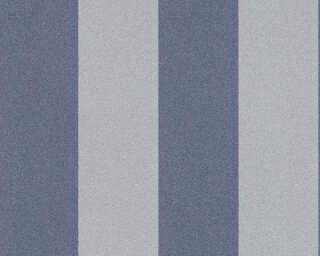 A.S. Création Tapete «Streifen, Floral, Grau» 375545