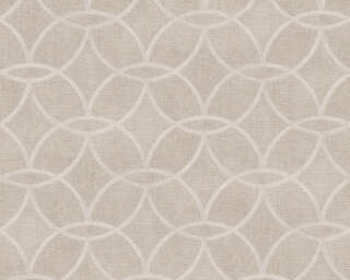 Architects Paper флизелин «Графика, Бежевые, Белые» 375642