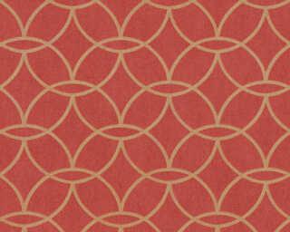Architects Paper флизелин «Красные, Металлик, Оранжевые» 375646