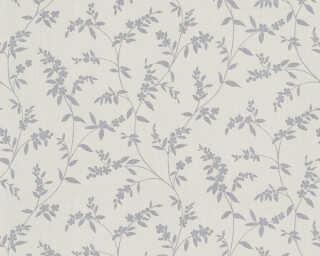 A.S. Création Tapete «Floral, Grau, Metallics» 376323