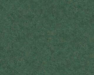 A.S. Création Tapete «Uni, Grün» 376558