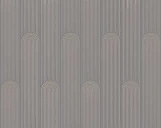 A.S. Création Tapete «Grafik, Grau» 376782