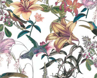 Architects Paper Tapete «Floral, Bunt» 377011