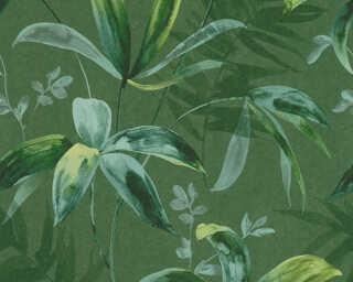 Architects Paper Tapete «Floral, Grün» 377042