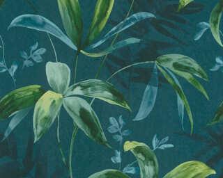 Architects Paper Обои «Флора, Зеленые, Синие» 377044