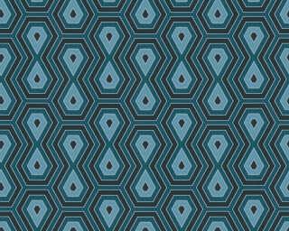 Architects Paper Обои «Графика, Серыe, Синие, Черные» 377072