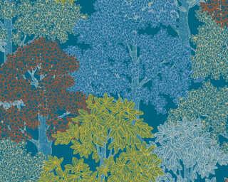 Architects Paper Обои «Флора, Разноцветные, Синие» 377531