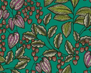 Architects Paper Обои «Флора, Зеленые, Красные, Разноцветные» 377547