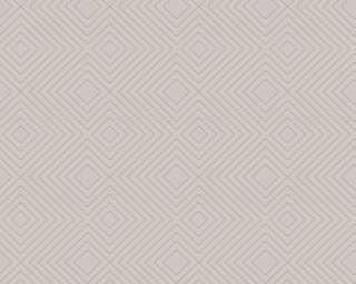 A.S. Création Tapete «Grafik, Braun, Metallics» 377583