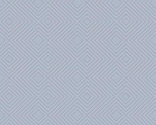 A.S. Création Обои «Графика, Металлик, Синие» 377586