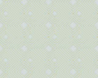 A.S. Création Tapete «Grafik, Grün, Metallics» 377588
