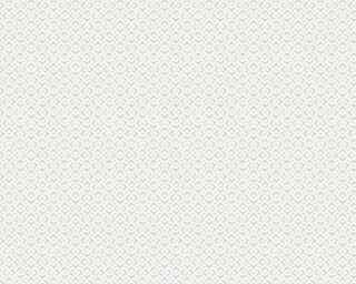 A.S. Création Tapete «Grafik, Metallics, Weiß» 377595