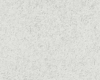 A.S. Création Tapete «Uni, Grau, Schwarz» 377641