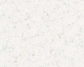 A.S. Création Wallpaper «Uni, White» 377715