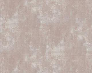 A.S. Création papier peint «Baroque, gris, marron» 377865