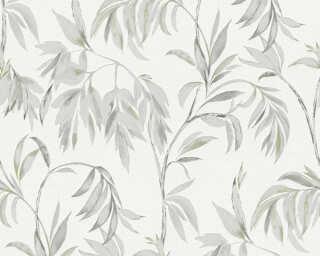 A.S. Création Tapete «Floral, Braun, Grün, Weiß» 378303