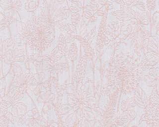A.S. Création Tapete «Floral, Violett» 378343