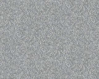 A.S. Création Tapete «Floral, Grau, Metallics, Schwarz» 378372
