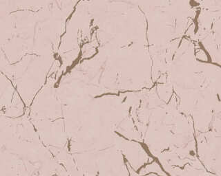 Livingwalls Wallpaper «Uni, Metallic, Pink» 378554