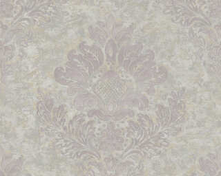 Livingwalls Wallpaper «Baroque, Beige, Grey» 379014