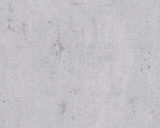 Livingwalls papier peint «Uni, gris» 379032
