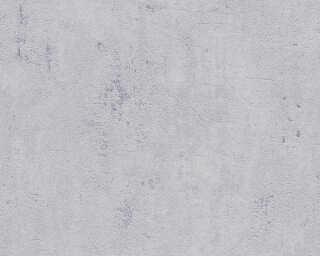 Livingwalls Wallpaper «Uni, Grey» 379033