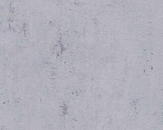 Livingwalls papier peint «Uni, gris» 379036