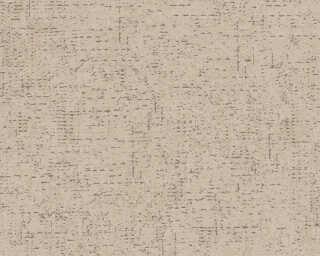 Livingwalls papier peint «Uni, beige» 379042