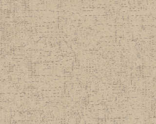 Livingwalls Wallpaper «Uni, Brown» 379043