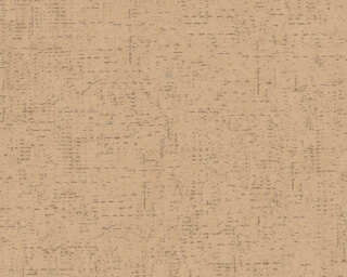Livingwalls Wallpaper «Uni, Beige, Brown» 379044